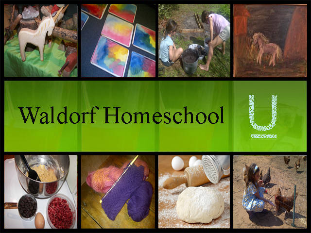 Waldorfu for Waldorf at home