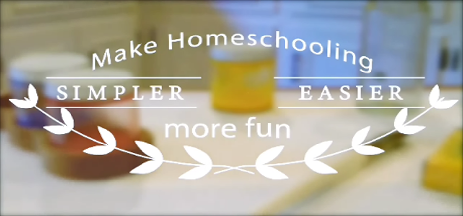 homeschool slider