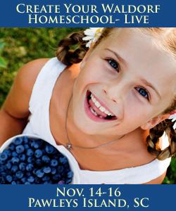 Create Your Homeschool Live