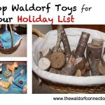 Top Waldorf Toys
