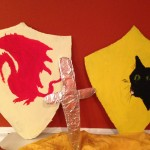 michaelmas shields