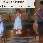 Choosing First Grade Waldorf-inspired Curriculum